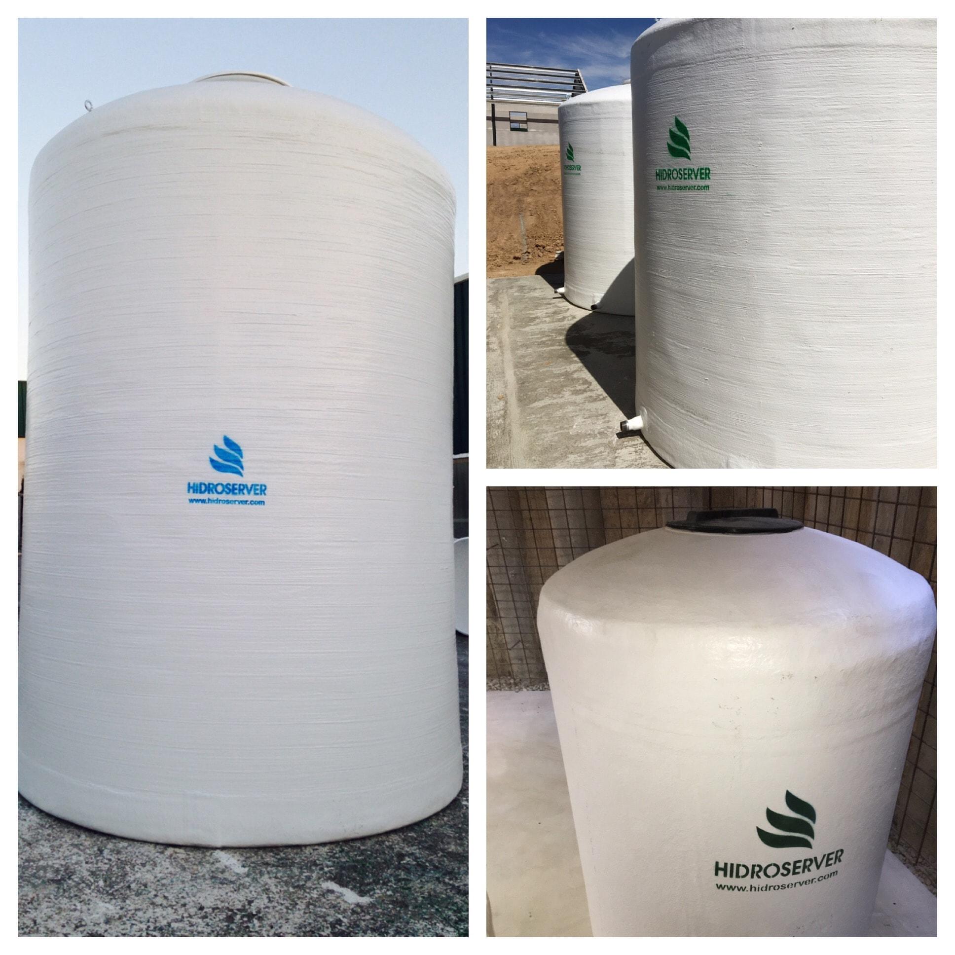 Venta depositos de agua hidroserver - Depositos de agua potable precios ...